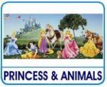 Princess and Animals