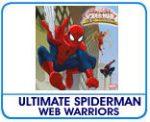 Ultimate Spiderman Web Warriors