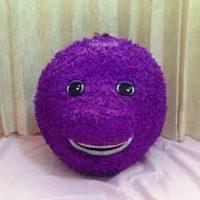 620 Barney Head Pinata 1.jpg