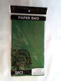 Cap 4592 Paper Bag Grass Green