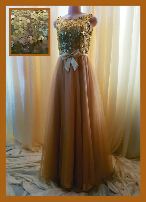 Evening Dress 124