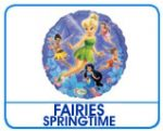 Fairies Springtime