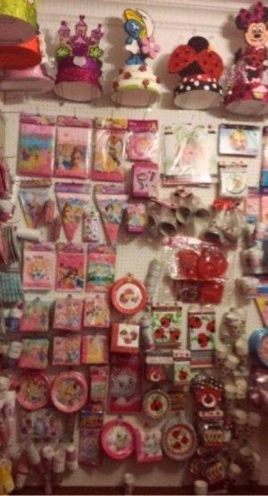 Party Shop 1