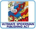 Utimate Spiderman PublishingAct