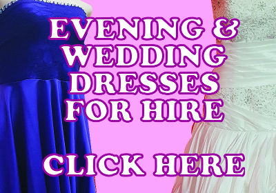 Dresses For Hire Banner